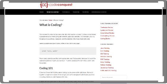 Code Conquest