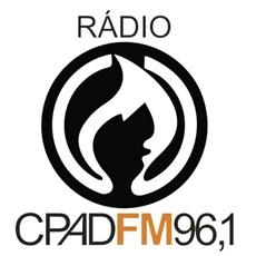 Assista estúdio ao vivo Rádio CPAD FM 96,1 João Pessoa / PB