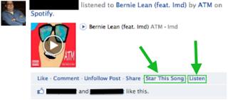 Cara Menggunakan Spotify Facebook