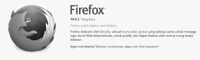 Free Download Mozilla Firefox Update Terbaru 2016