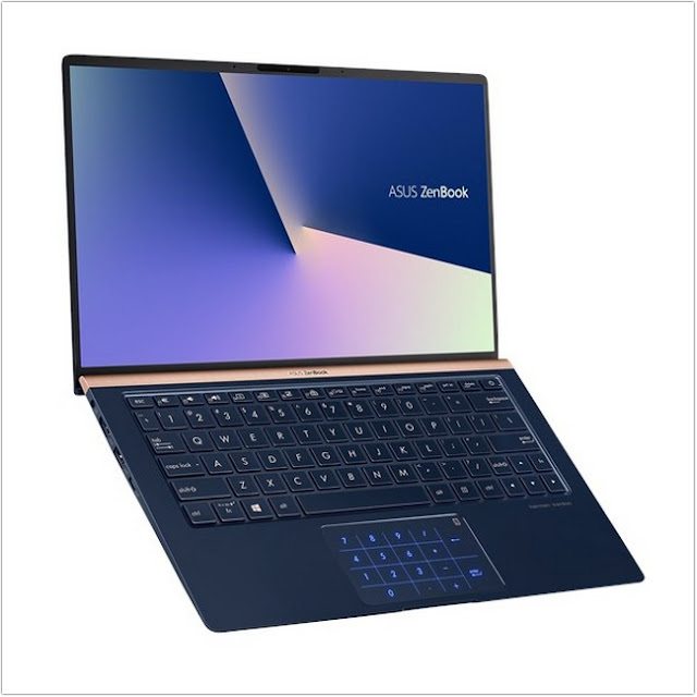 Asus Zenbook 13 UX333FA;Asus Zenbook 13 UX333FA, Si Cantik yang Tangguh;