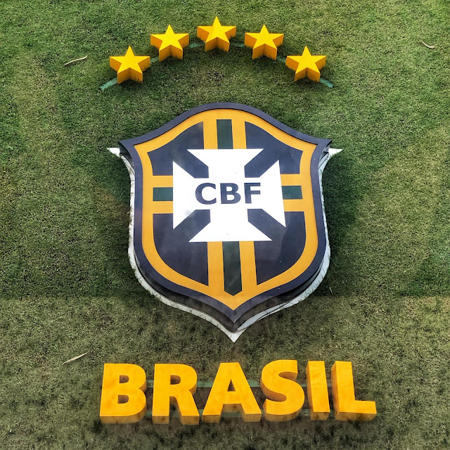Museu da seleção brasileira - CBF Barra da Tijuca