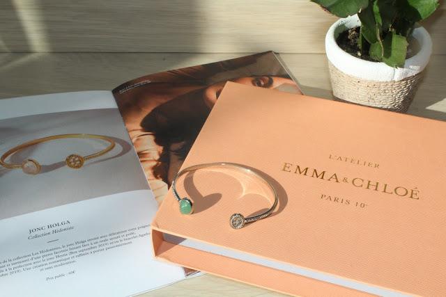On poursuit la découverte de la box bijoux de chez Emma & Chloé (édition Février 2020)