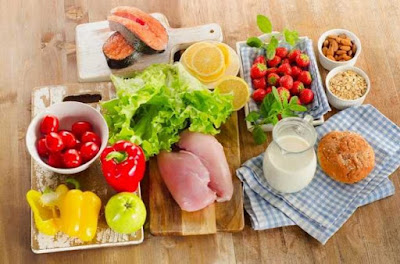 Inilah Pilihan Menu Makanan Sehat Untuk Anda