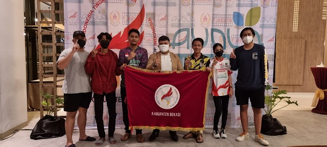 VIRAL!!! Esport Bekasi kawinkan emas Piala Gubernur Jabar
