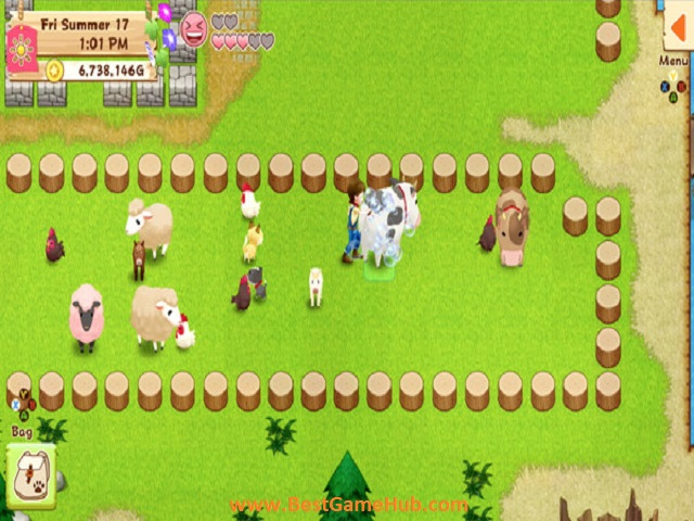 Harvest Moon Light of Hope Full Version Download Free