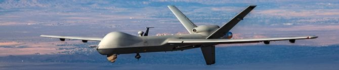 India Looks At Armed Drones For US-Style Unmanned Bombings