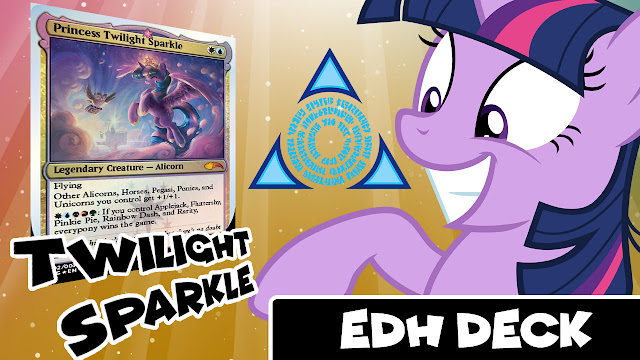 Twilight Sparkle EDH Deck