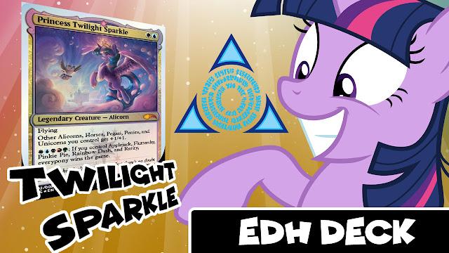 Twilight Sparkle EDH Deck
