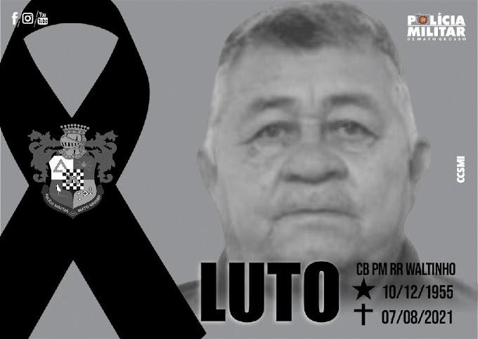 PM lamenta morte de cabo da RR Waltinho Rodrigues de Souza
