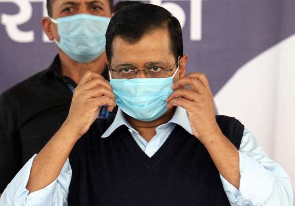 Fine of not wearing a mask in Delhi is now Rs 2000