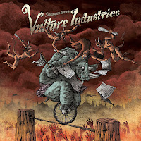 "Vulture Industries - ""Stranger Times"""