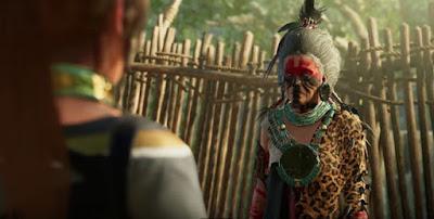 Shadow of the Tomb Raider, Moraekah and Lara