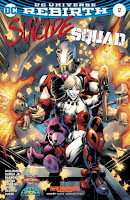 DC Renascimento: Esquadrão Suicida #12