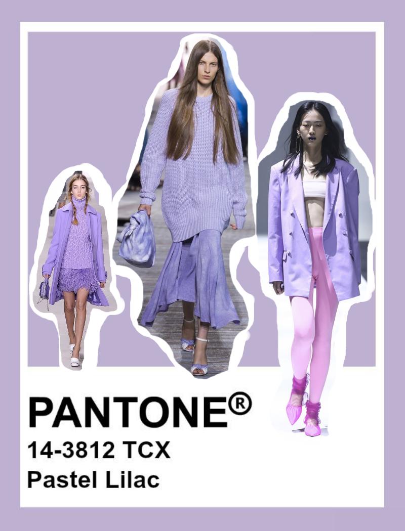kolor liliowy, liliowa sukienka, lawendowy kolor, liliowy stylizacje
