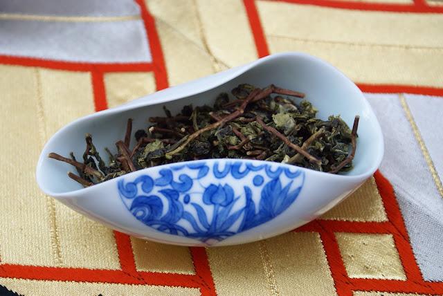 thé wulong