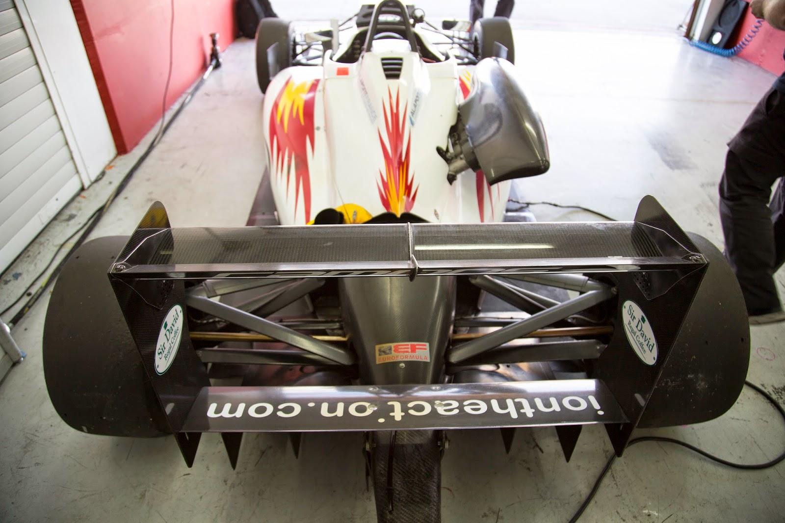 EuroFormula Open, F3, F1, Campos Racing, Valencia, Cheste