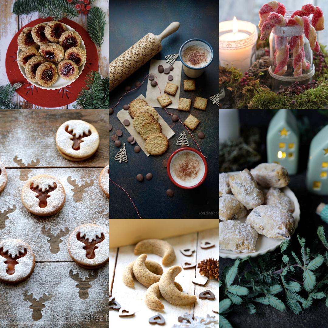 gâteaux de noel , alsacien , gâteaux de l'Avent ,recettes gourmandes