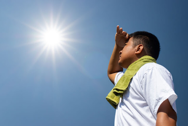8 Amazing Tips To Prevent Yourself From Heatstroke