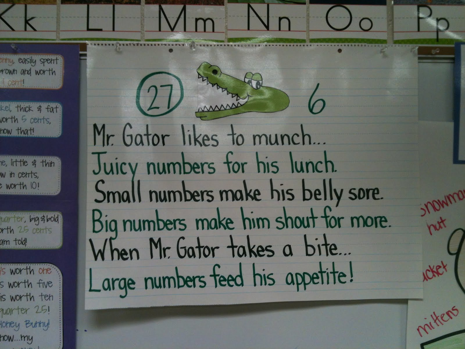 Mrs Burgin S Kindergarten Class Mlk Week