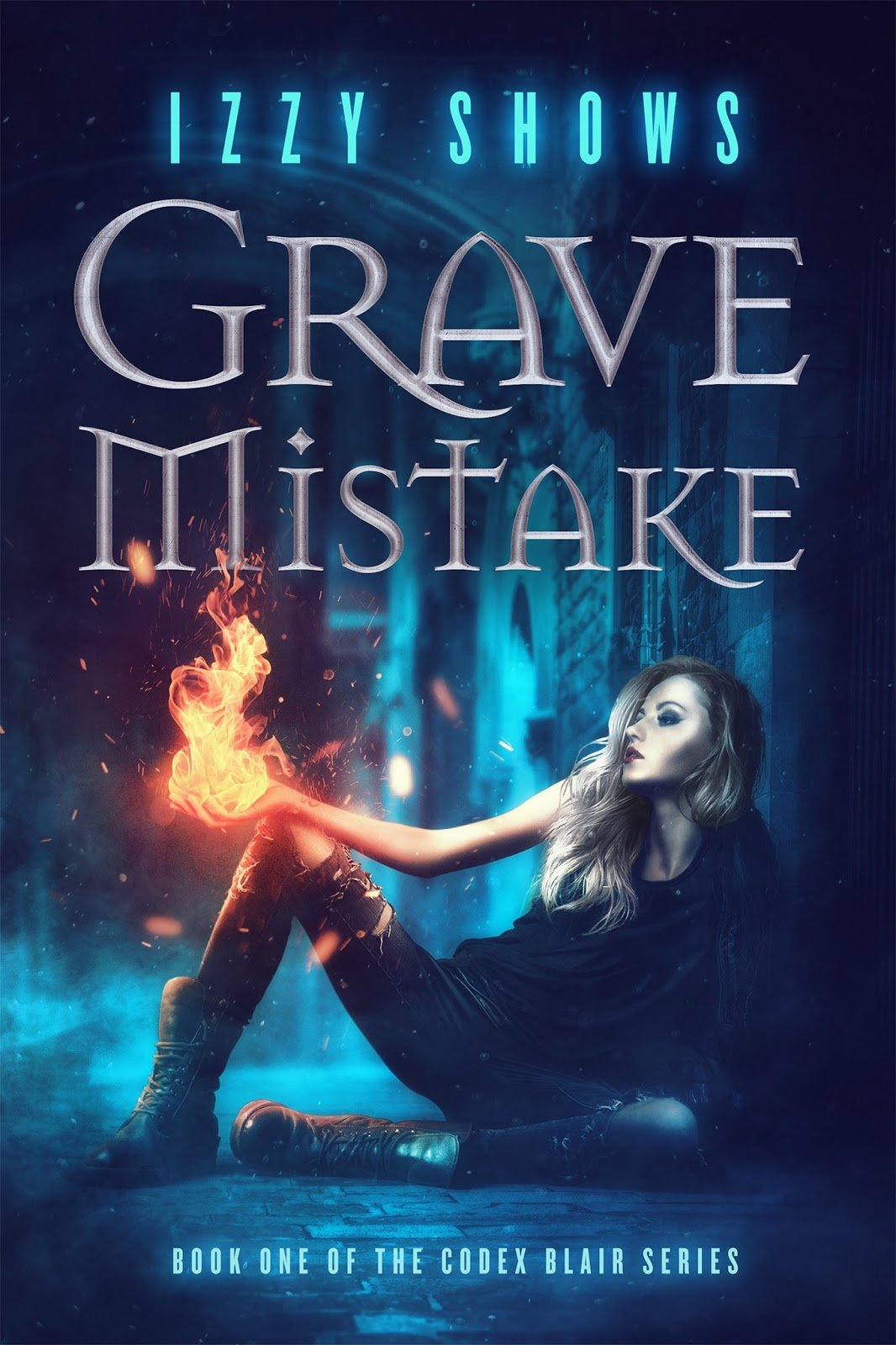Book Cover Fantasy Zodiac : Starangels reviews release blitz grave mistake by izzy