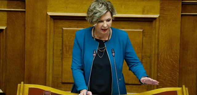 Γεροβασίλη: Αν η κυβέρνηση ΝΔ καταψηφίσει τη σημερινή τροπολογία ΣΥΡΙΖΑ για δημοσιοποίηση των πρακτικών της επιτροπής ειδικών, επιβεβαιώνει ότι λειτουργεί εν κρυπτώ και επικίνδυνα – ΗΧΗΤΙΚΟ