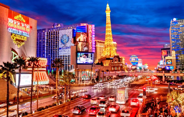 Las Vegas Strip - Where to stay