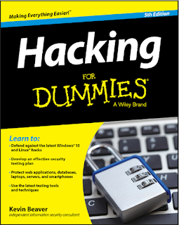 تحميل كتاب Hacking For Dummies 5th Edition PDF