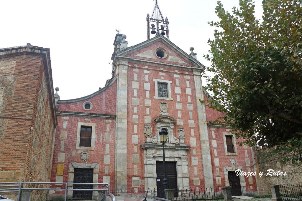 Iglesia de San Juan Bautista de Hervás