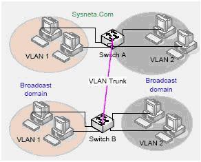 VTP Adalah? Pengertian VTP (Vlan Trunking Protocol)