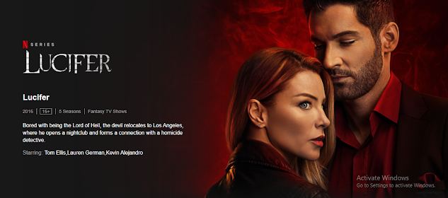 Lucifer, Lucifer Web Series, Web Series English, English Web Series