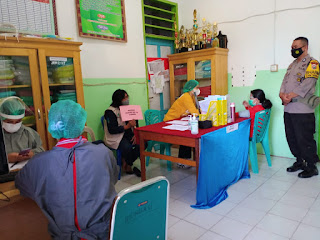 Usai Divaksin 13 orang di Tana Toraja Sampaikan Ini