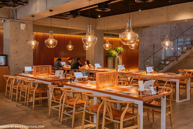 MG 8271 - 一笈壽司,輕井澤集團旗下品牌,在超美清水模建築內不用250元就能享用壽司超值套餐!