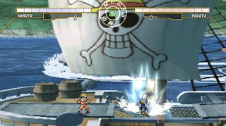 Battle Stadium D.O.N Mugen Style PS2 +DOWNLOAD