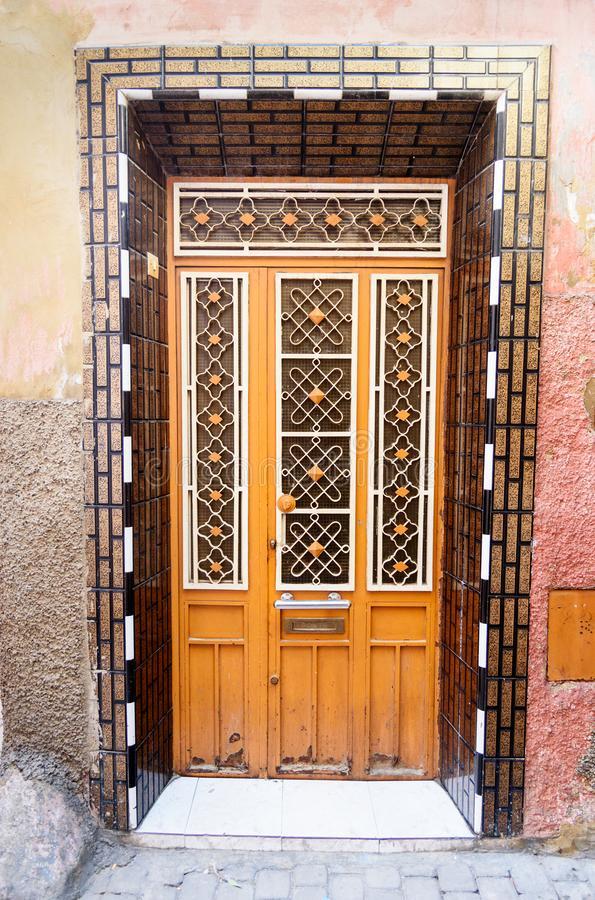 صور أبواب مغربية ديكور مغربي