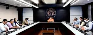 राज्य सरकार की 'ट्रेस, टेस्ट एण्ड ट्रीट' नीति कोविड संक्रमण को नियंत्रित करने में उपयोगी सिद्ध हुई : मुख्यमंत्री योगी
