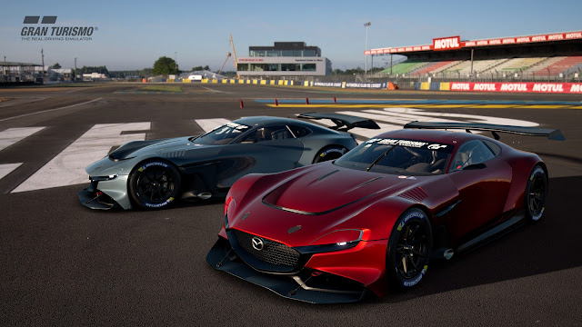 Mazda Debuts Virtual Race Car, RX-Vision GT3 Concept, For Online Gameplay
