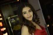 Malvika Sharma at Red audio launch stills