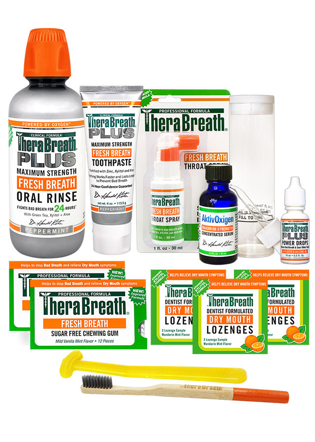 THERABREATH REVIEW: HEALTHY ORAL CARE