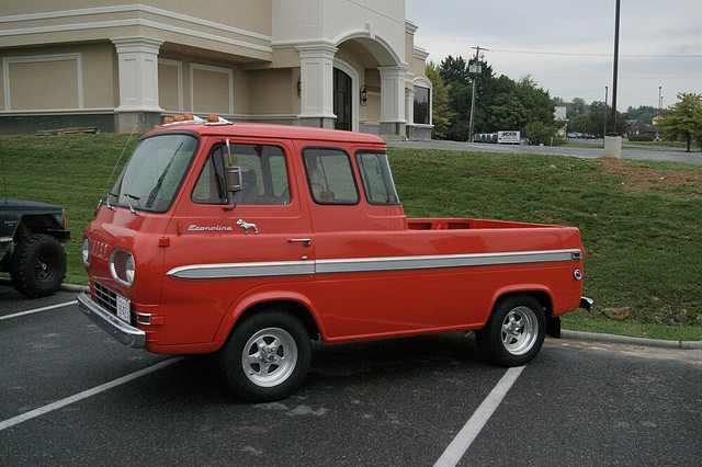 fmc56 1962 Ford Econoline E150 Passenger Specs, Photos ...  Ford Econoline Pickup Trucks
