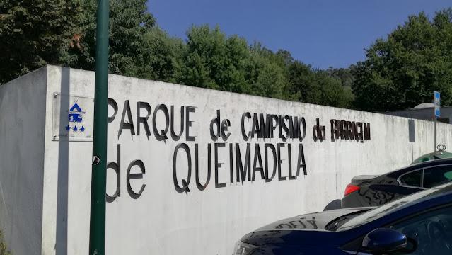 Parque de Campismo da Barragem de Queimadela