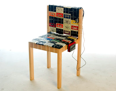Creative Reuses of Cassette Tapes and Cassette Tape Cases (15) 14