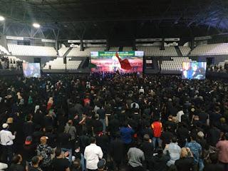 Asyura Syiah Dirayakan di GBK Senayan Jakarta, Syiah Tampakkan Kebatilan Luar Biasa, Musibah Dijadikan Sumber Perayaan