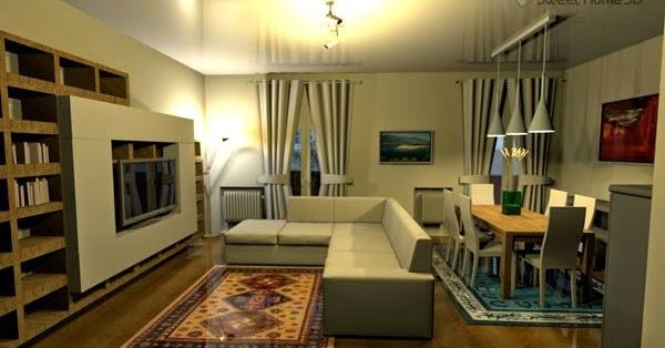 برنامج مجاني لتصميم وتخطيط نماذج الاثاث والمنازل بتقنية 3D