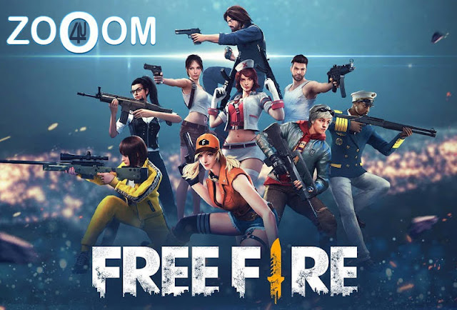 Download Garena free fire game for free