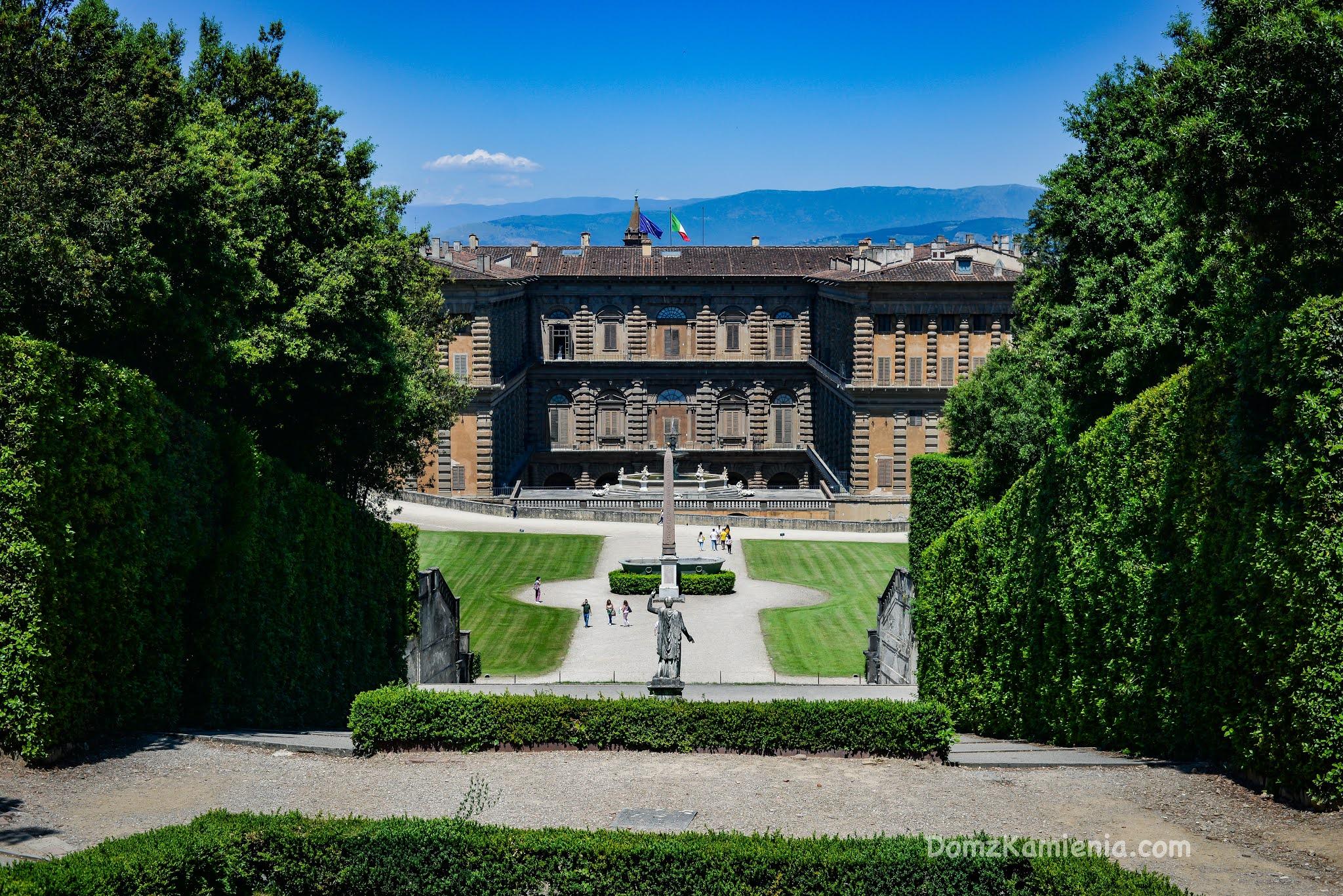 Dom z Kamienia, Boboli, Sekrety Florencji