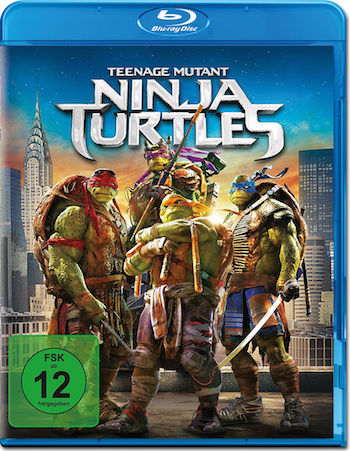 Teenage Mutant Ninja Turtles 2014 Dual Audio Hindi BluRay Download
