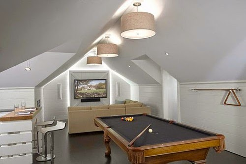 Recreation Room Amazing Design Ideas