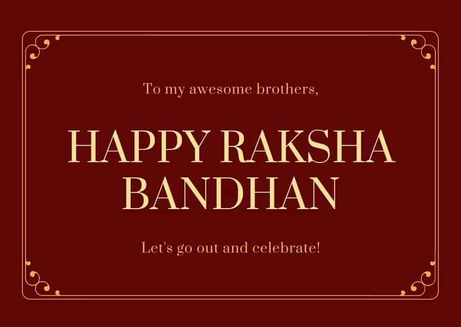 raksha bandhan wishes for elder sister