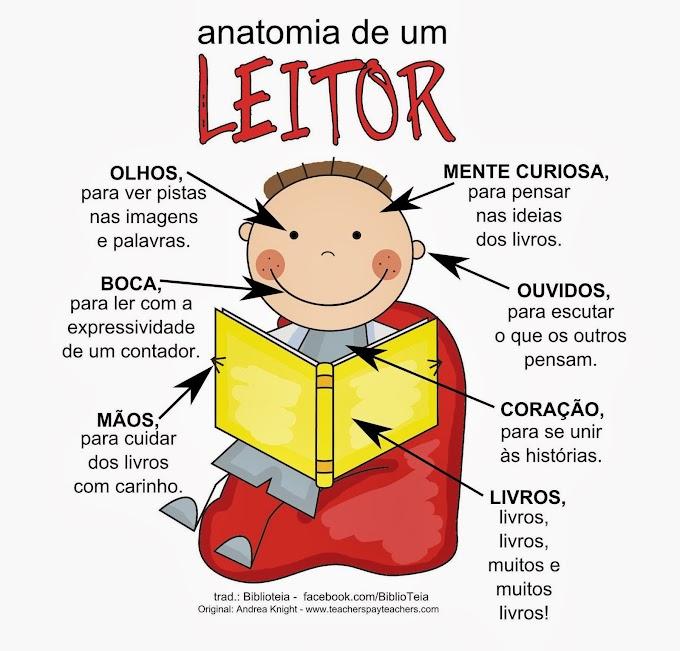Anatomia de um Leitor.